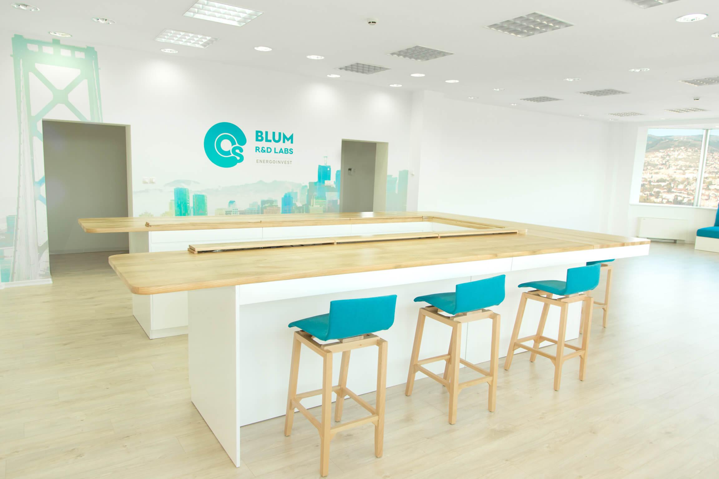 CityOS Blum Labs by Energoinvest